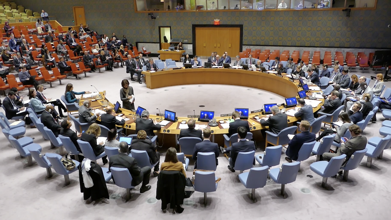 Is the UN Security Council still relevant?